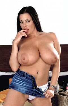 Linsey Dawn McKenzie -  Feet model