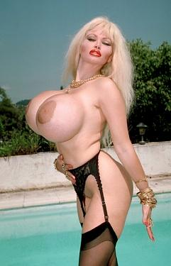 Lolo Ferrari -  Big Tits model