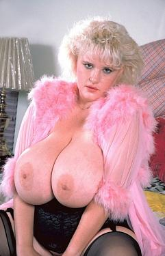 Roberta Smallwood -  Big Tits model