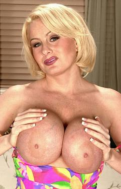 Mandi Michelle Melons -  Big Tits model