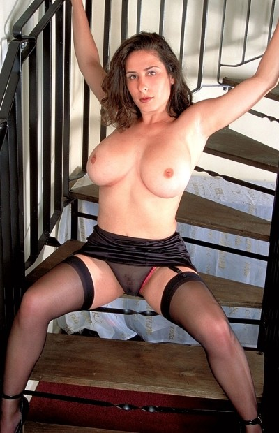 Nicky Young -  Big Tits model