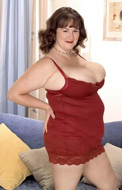 Stacy Lee -  BBW model
