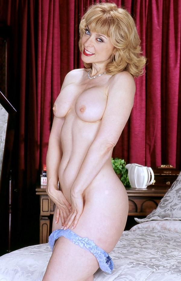 from Aaron nude pics of nina hartly