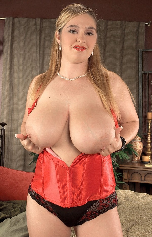 April McKenzie -  Big Tits model