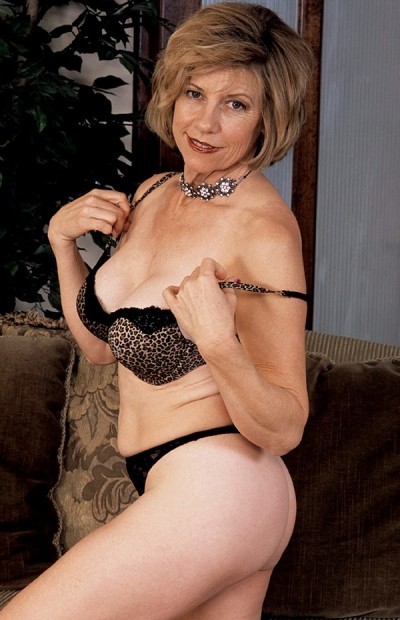 Shirley 40somethingmag milf