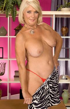Georgette Parks -  Amateur model