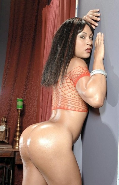 Alayah Sashu -  Big Butt model