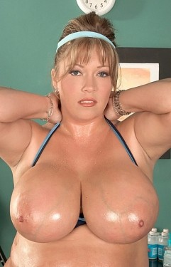 Savannah Phair -  BBW model