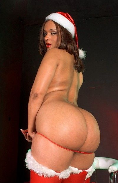 Mya G. -  Big Butt model