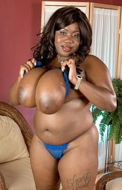 Summer Lashay -  BBW model