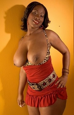 Danesha Marquel -  Big Tits model