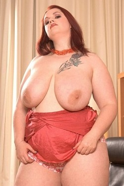 Angel Dast -  BBW model