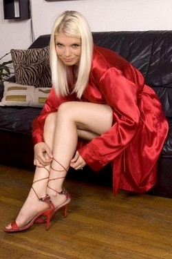 Jayda Diamonde -  Feet model