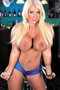Alura Jenson -  Big Tits model