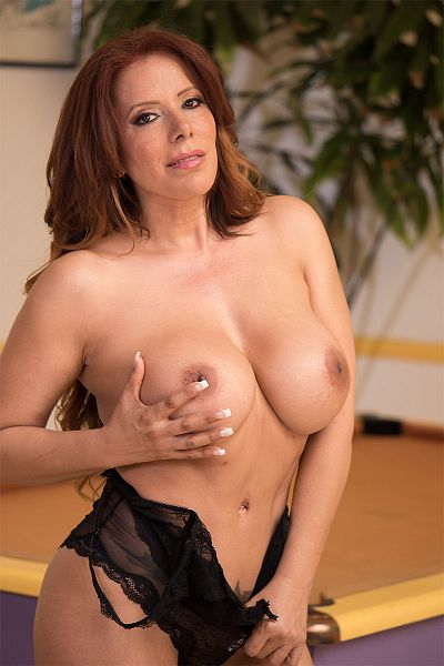 Nicky Ferrari -  MILF model