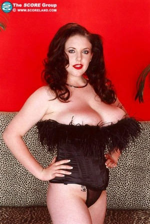 Angela White Voluptuous March 2004