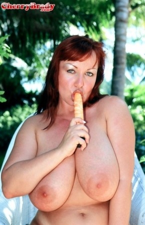 Cherry Brady - Solo BBW photos