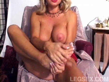 Vicky Vette - Solo Big Tits video