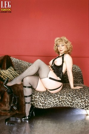Nina hartley sexy legs you