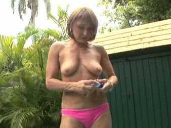 Jillian Foxxx - Solo MILF video