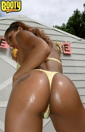 Diamond Starr - Solo Big Butt photos