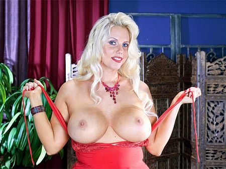 Karen Fisher - Interview Big Tits