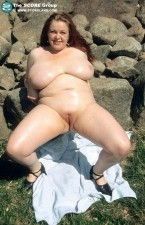 Maria Verbeck - Solo BBW photos