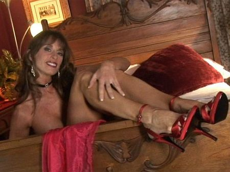 Bibette Blanche - Solo MILF video