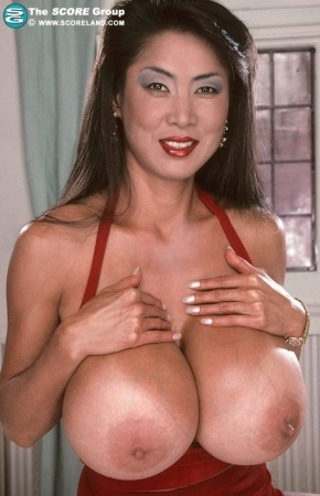 Minka Asian Bra Busters