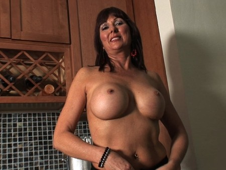 Desi Foxx - Solo MILF video