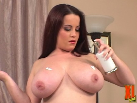 Annie Swanson - Solo BBW video