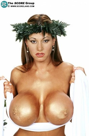 Crystal Gunns -  Big Tits photos