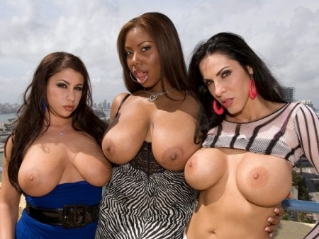 Candace Von - XXX Big Tits video