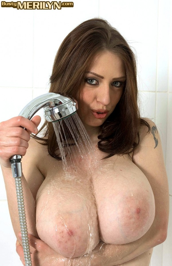 Shower With Merilyn