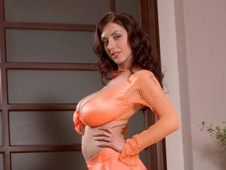 Merilyn Sakova - Solo Big Tits video