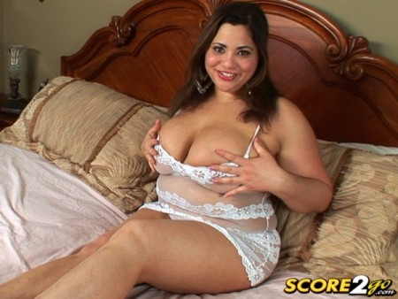 Gia Johnson - Solo BBW video