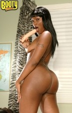Chrissy Blaque - Solo Big Butt photos