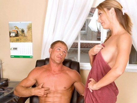 Brenda James - XXX MILF video