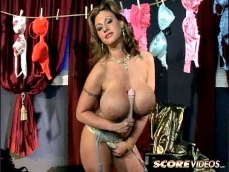 Crystal Gunns - Solo Big Tits video