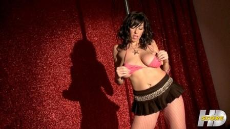 Alia Jeanine Stripper Pole Sex 5
