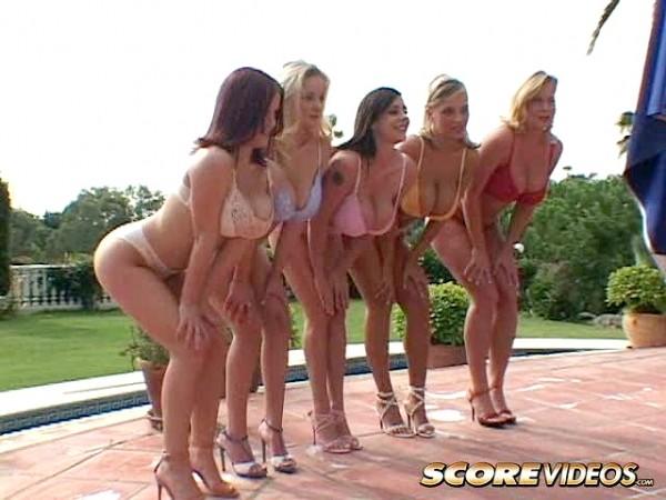 Ines Cudna Big Boob Line Up 106