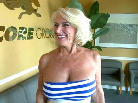 Georgette Parks - Interview MILF video