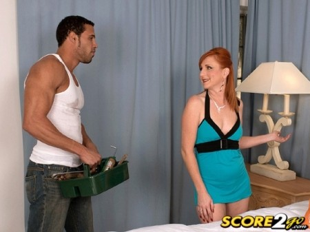 Sasha Brand - XXX MILF video