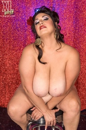 Rikki Waters - Solo BBW photos