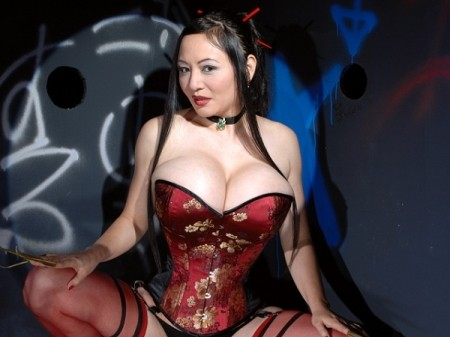 Jade Feng - XXX Big Tits video