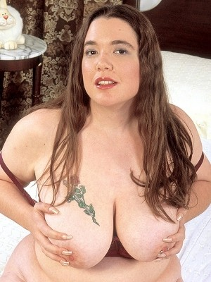 Katherine James - Solo BBW photos