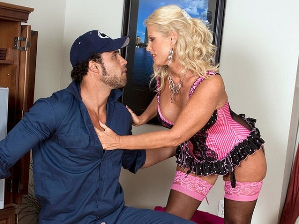 Charley Rose Fuck The Cable Guy!