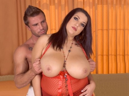 Angelina Vallem - XXX Big Tits video