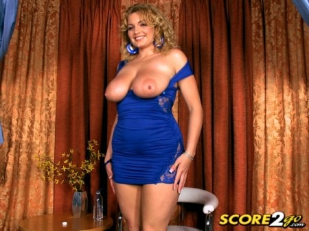 Anna Loren - Interview Big Tits video