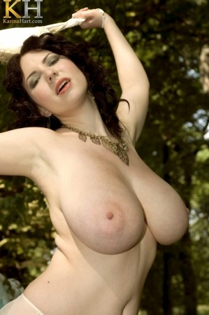 Karina Hart - Solo Big Tits photos